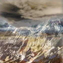 digital fine art printmaking, landscape