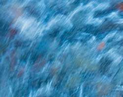 photograph-water-blue, fine art photography, motion, blue, water, ocean, sea, abstract photography, rectangle, oblong,