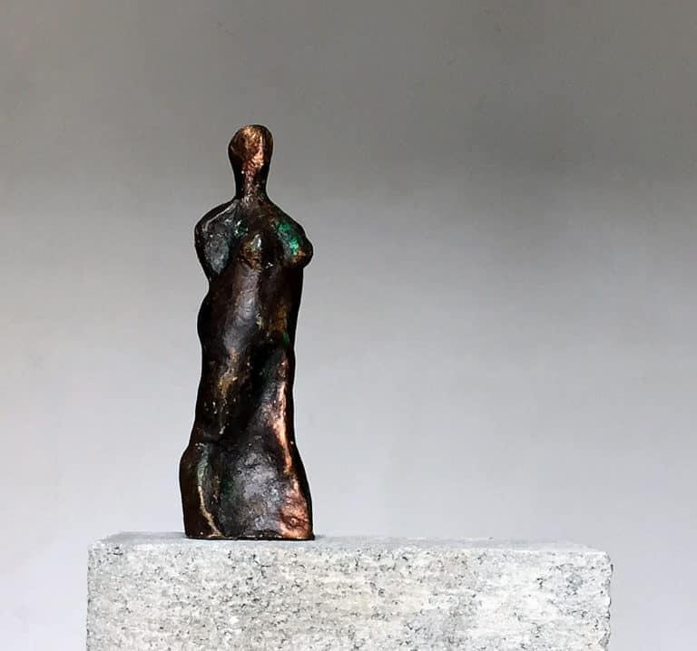 standing-figure-bronze-cold-finish-ellen-scobie